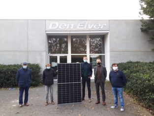 Ieper installeert 371 zonnepanelen op stadsgebouwen