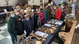 Kinderen ontdekken archeologisch verleden