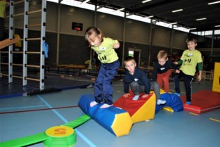Vijfde editie Intergemeentelijke Schoolsportdagen alleen voor kleuters