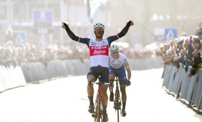 """Jasper Stuyven won eerste Vlaamse koers dit jaar en start vandaag in de laatste: """"Ik kan het tenminste nog positief bekijken"""""""