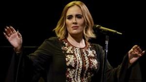 Adele maakt comeback (maar niet in de muziek)