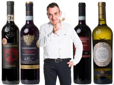 Alain Bloeykens verkent de gastronomische mogelijkheden van wijn van gedroogde druiven
