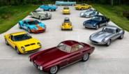 Het wagenpark van 21 miljoen euro: frauderende zakenman verliest spectaculaire autocollectie