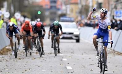 """Tim Declercq is blij met eerste podiumplaats in WorldTour-koers: """"Dit doet deugd"""""""