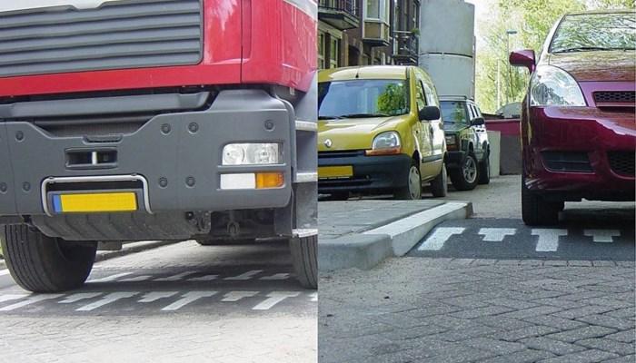 Deurne test 'flexdrempels' uit: zakken een beetje in bij zwaar verkeer