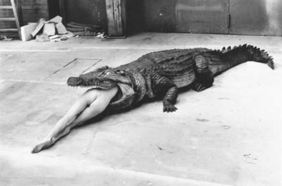 RECENSIE. 'Helmut Newton: the bad and the beautiful' van Gero von Boehm: Bloot zijn doet geen zeer. Of wel? ***