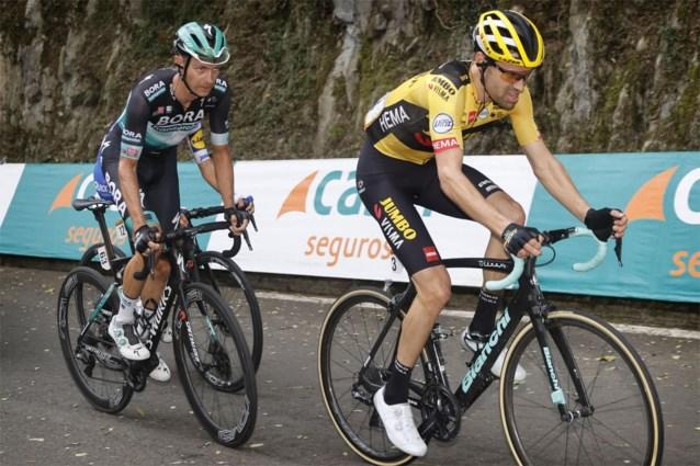 """Dumoulin zoekt verklaringen na zwakke prestaties in Vuelta: """"Ik voel me leeg"""""""