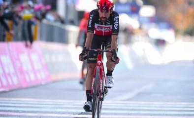 """Thomas De Gendt (3de) en Vanhoucke (6de) kleuren rit, maar blijven met lege handen achter: """"Met zijn Etna-benen had Harm hier kunnen winnen"""""""