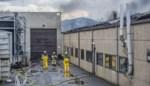 Maatregelen rond milieuvervuiling na brand Belcroom nog zeker tot vrijdag behouden