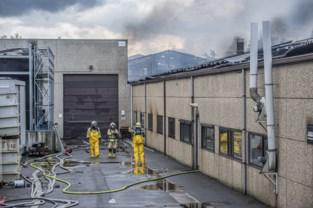 Maatregelen rond milieuvervuiling na brand nog zeker tot vrijdag behouden
