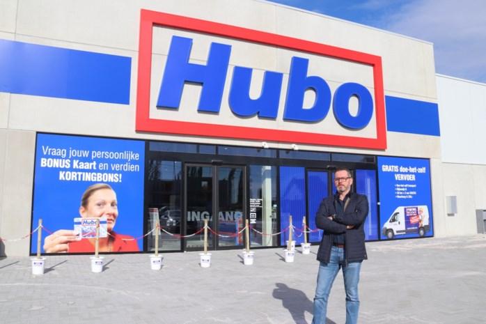 Hubo opent vestiging in Herk-de-Stad