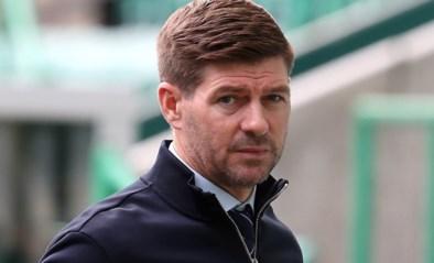 """Steven Gerrard kijkt vanavond Standard in ogen: """"Of ik Simon Mignolet om advies heb gevraagd? Zou kunnen"""""""