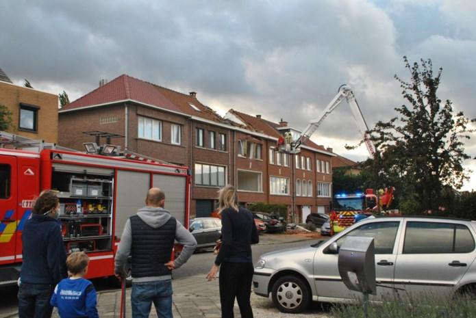 Woning weggeblazen bij renovatiewerken, arbeider zwaar verbrand afgevoerd
