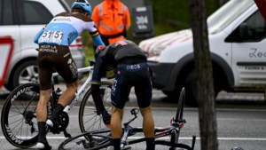 Waarom pechvogel Oliver Naesen niet finishte in AG Driedaagse Brugge-De Panne