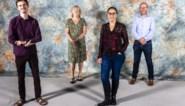 'Zwarte sneeuw': vierdubbele boeklancering van winnaars schrijfwedstrijd
