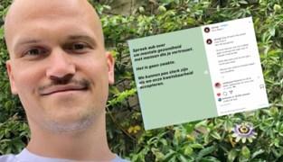 """31 kennissen en vrienden van Gentse dj pleegden zelfmoord tijdens coronacrisis: """"Spreek erover, zoek hulp, zelfmoord is nooit de oplossing"""""""