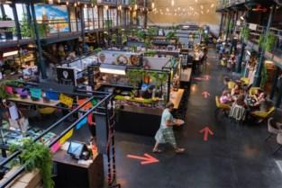 De Vleeshalle opent tijdens weekends voor takeaway