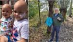 """Ballon met afscheidsboodschap voor overleden kankerpatiëntje Denny-Rae (7) belandt in boom naast Plopsaland: """"Hoe symbolisch kan het zijn?"""""""