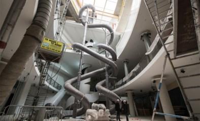 Plopsa verkoopt hoogste indoor glijbaan ter wereld: startbod 5.000 euro