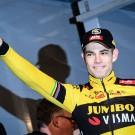 Wout van Aert rijdt zijn eerste veldrit dit seizoen in Kortrijk eind november.