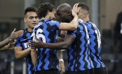 OVERZICHT CHAMPIONS LEAGUE. Inter lijdt puntenverlies ondanks goals Romelu Lukaku, Yannick Carrasco krijgt pandoering