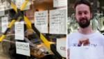 'Dit is een corona-broeihaard': Gentse chef-kok kaart sluiting aan met opvallende boodschap