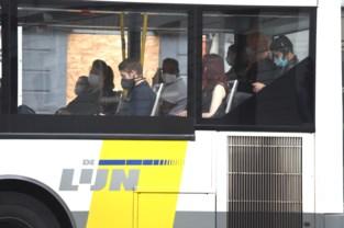 38 boetes voor niet dragen mondmasker op openbaar vervoer