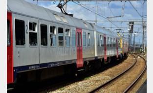 Storm verstoort treinverkeer
