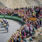 De Tourmalet tijdens de Tour de France van 2019.