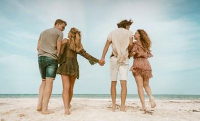 'Free love island', de relatietest waar je met anderen in bed moét duiken