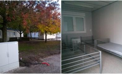 Zo ziet het nieuwe containerdorp voor daklozen eruit