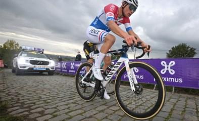 Ploeg Mathieu Van der Poel volgend seizoen zeker van Tour de France en alle andere World Tour-wedstrijden