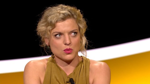 Ella Leyers In De Slimste Mens Ter Wereld Ik Werd Gehand Het Nieuwsblad Mobile