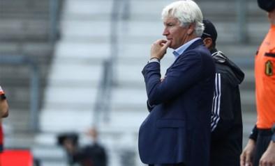 """Lukt het plannetje van Marc Brys ook tegen Club Brugge? """"Ongeslagen reeks tegen G5 zou fantastisch zijn"""""""