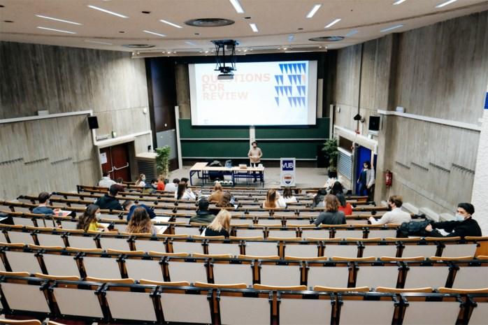 Aantal studenten aan VUB stijgt, voornamelijk aan Faculteit Geneeskunde