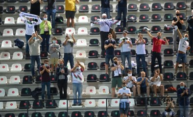 Verstrengde maatregelen op komst voor publiek bij het profvoetbal: bubbels van twee of helemaal geen publiek meer?