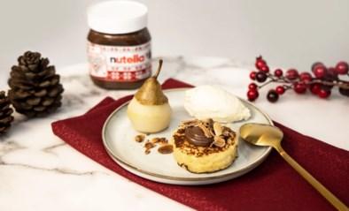 Wim Ballieu maakt dessert met Nutella voor de feestdagen