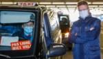 """Unizo en de Nationale Groepering van TaxiOndernemingen (G.T.L.) pleiten voor steunmaatregelen: """"Taxisector is volledig lamgelegd"""""""