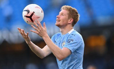 Kevin De Bruyne kan donderdag training hervatten bij Manchester City na blessure