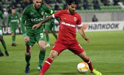 Antwerp zet in tweede helft comeback in en wint nog met 1-2 dankzij goals Gerkens en Refaelov