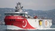 Turkije verlengt omstreden gasexploratiemissie in Middellandse Zee