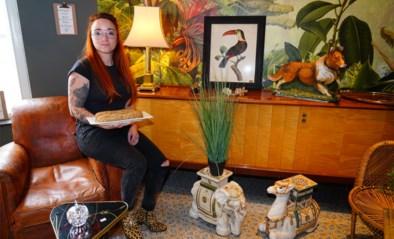 """Uitbater van broodjeszaak maakt van nood een deugd tijdens verplichte sluiting: """"Tijd voor mijn passie"""""""