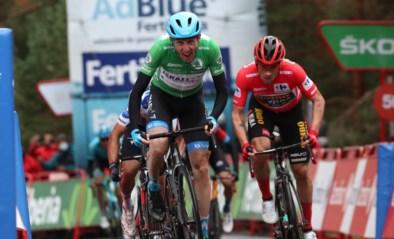Dan Martin wint in Vuelta prestigespurt bergop