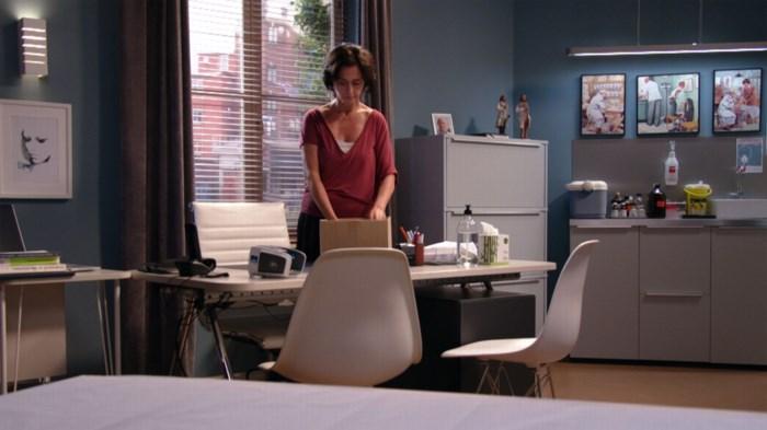 'Thuis'-actrice Monika Van Lierde neemt na 25 jaar afscheid van dokter Ann