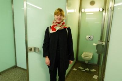 """Duitse maakt thesis over openbare wc's in Gent: """"Het klinkt grappig, maar het is heel serieus"""""""