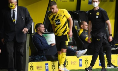 Thorgan Hazard is weer fit en zit in selectie bij Borussia Dortmund