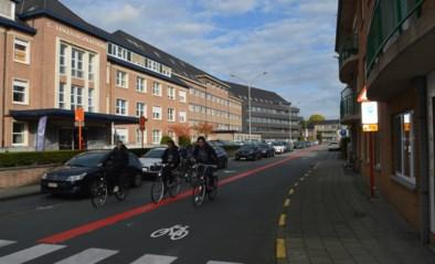 Fietsstraat aan ziekenhuis extra beveiligd
