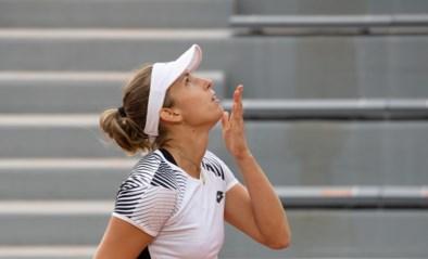 Elise Mertens stoot door naar kwartfinales in Ostrava