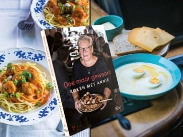 GETEST. Een kookboek met gewone kost van 'Gert Late Night'-kokkin Annie Deleersnyder