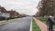 Nieuwpoortsteenweg krijgt veilige fietspaden en nieuwe riolering